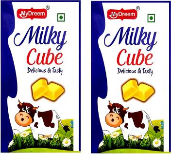 Milky Cube Delicious And Tasty My Dreem Confectionery Items Manufacturers