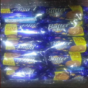 Butter Cookies Confectionery Items Manufacturers