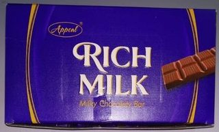 Rich Milk Rs.5 Confectionery Items Manufacturers