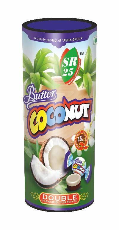 Butter Coconut SR25 1