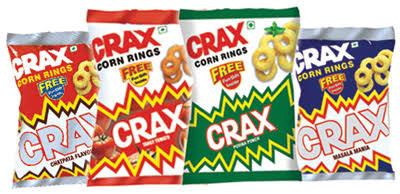 Crax Corn Rings 1