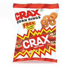 Crax Corn Rings