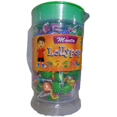 jug lollipop