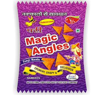 Pari Magic Angles 1