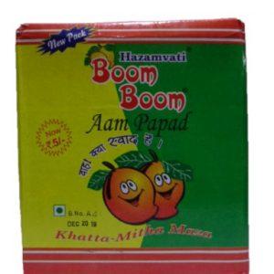 Aam Papad Candy Boom Boom