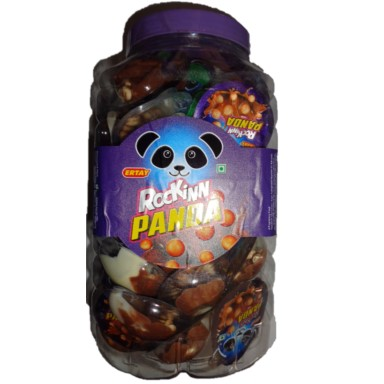 ROCKINN PANDA CHOCLATE WITH BISCUITS Confectionery Items Manufacturers