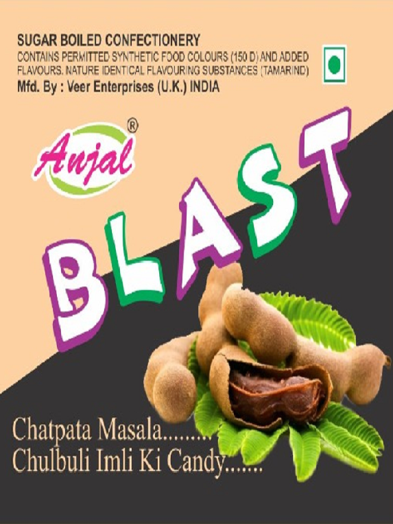Blast Candy