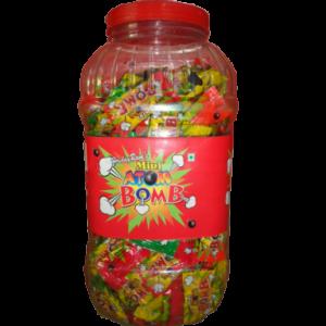 Atom Bomb Candy