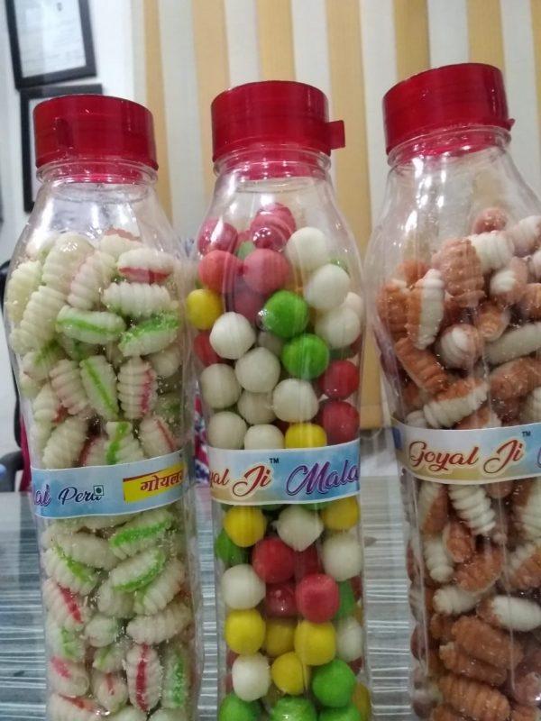 Coconut Milk Peda Bottle Jar